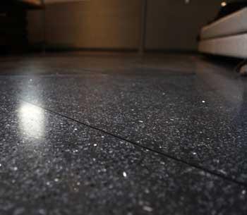 In Situ Terrazzo Floors